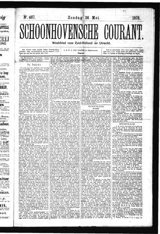 Schoonhovensche Courant 1878-05-26