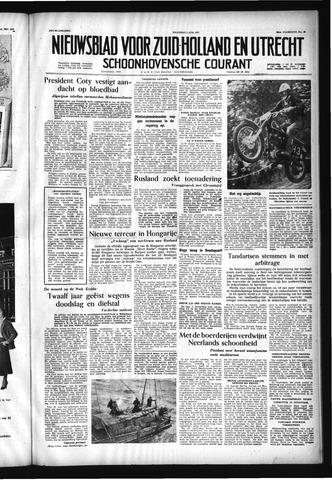 Schoonhovensche Courant 1957-06-03