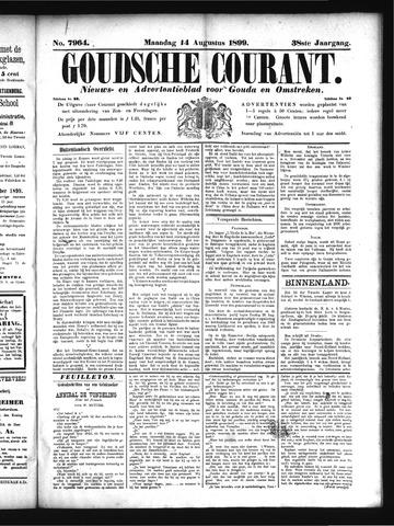 Goudsche Courant 1899-08-14