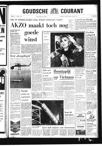 Goudsche Courant 1972-04-07