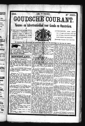 Goudsche Courant 1881-09-18