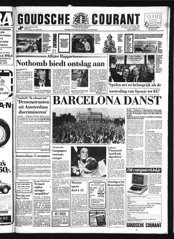 Goudsche Courant 1986-10-18