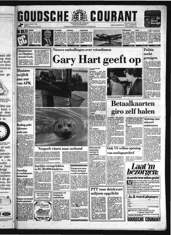Goudsche Courant 1987-05-08