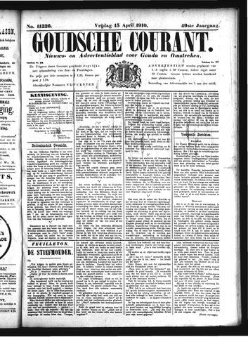 Goudsche Courant 1910-04-15