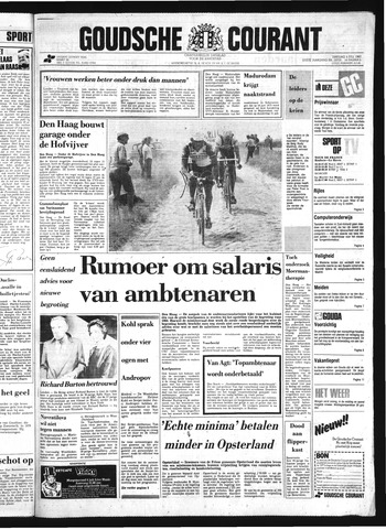 Goudsche Courant 1983-07-05