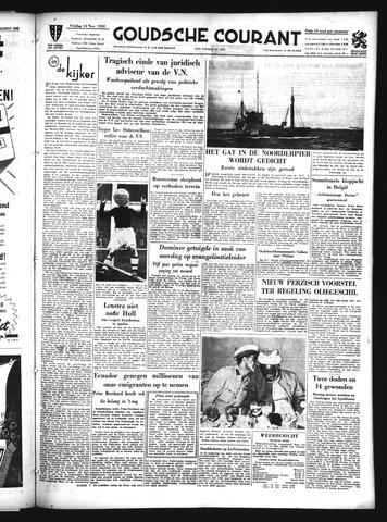 Goudsche Courant 1952-11-14