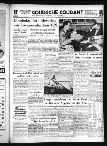 Goudsche Courant 1960-10-11