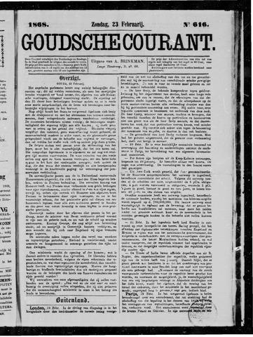 Goudsche Courant 1868-02-23