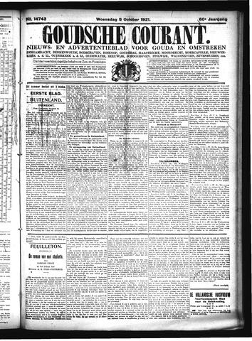Goudsche Courant 1921-10-05