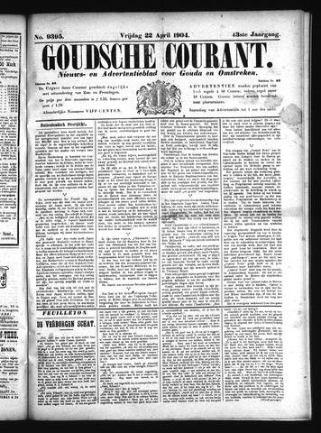 Goudsche Courant 1904-04-22