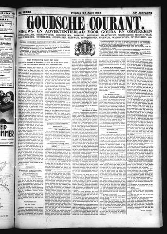 Goudsche Courant 1934-04-27