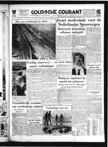 Goudsche Courant 1961-07-03
