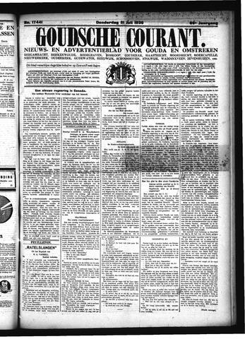 Goudsche Courant 1930-07-31