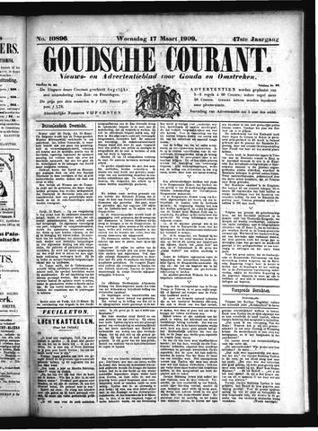 Goudsche Courant 1909-03-17