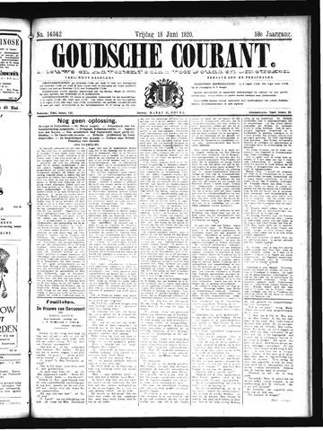 Goudsche Courant 1920-06-18