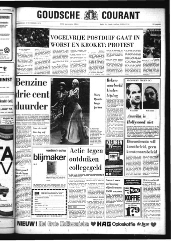 Goudsche Courant 1972-11-02