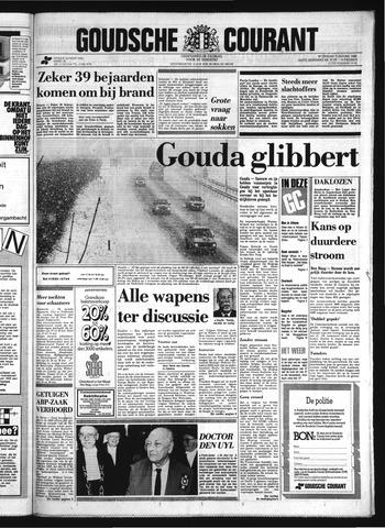 Goudsche Courant 1985-01-09