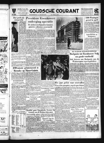 Goudsche Courant 1956-06-09