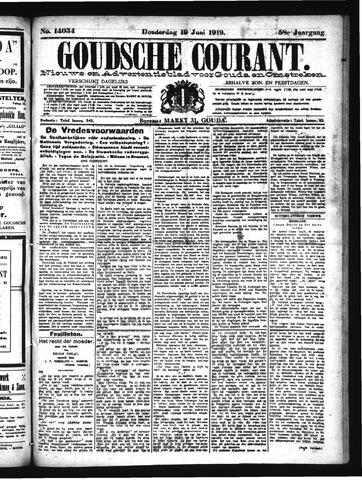 Goudsche Courant 1919-06-19
