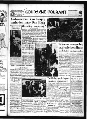 Goudsche Courant 1962-04-07