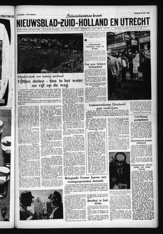 Schoonhovensche Courant 1961-06-26