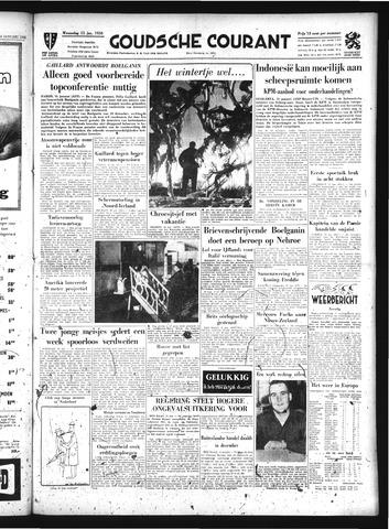 Goudsche Courant 1958-01-15