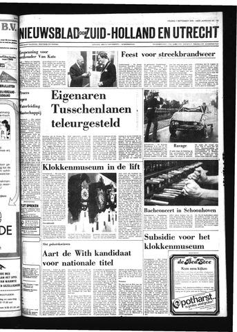 Schoonhovensche Courant 1978-09-01