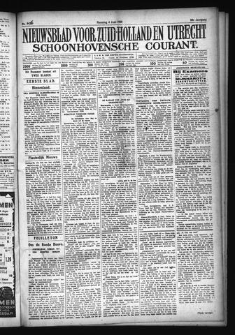 Schoonhovensche Courant 1928-06-04