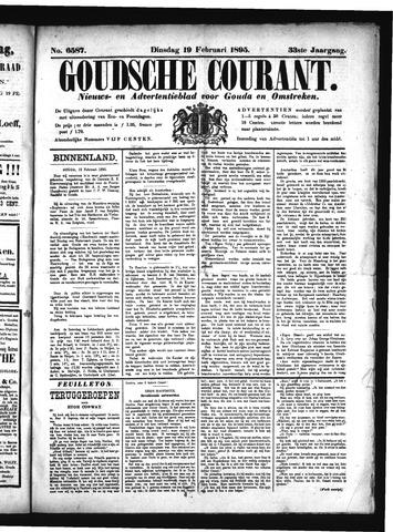 Goudsche Courant 1895-02-19