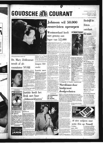 Goudsche Courant 1968-02-24