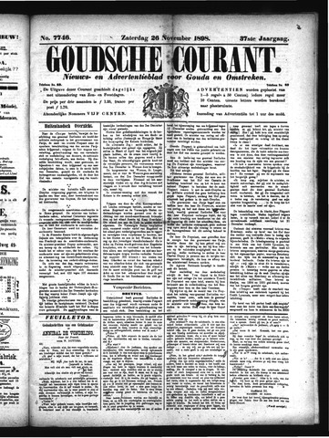 Goudsche Courant 1898-11-26
