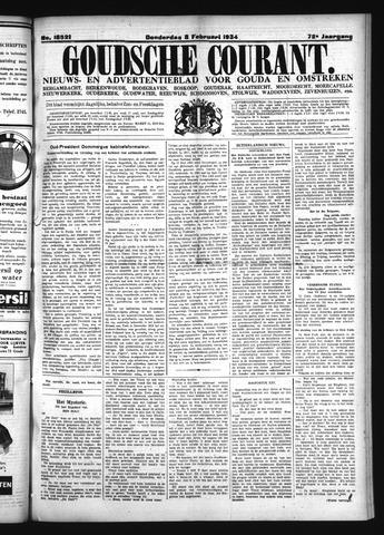 Goudsche Courant 1934-02-08