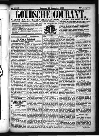 Goudsche Courant 1923-11-26