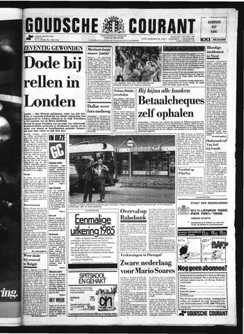 Goudsche Courant 1985-10-07