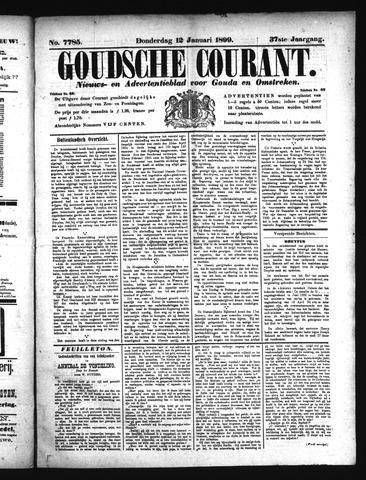 Goudsche Courant 1899-01-12