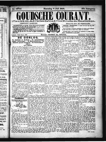 Goudsche Courant 1918-07-08
