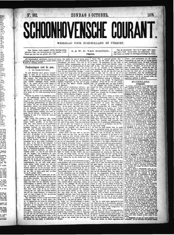 Schoonhovensche Courant 1876-10-08