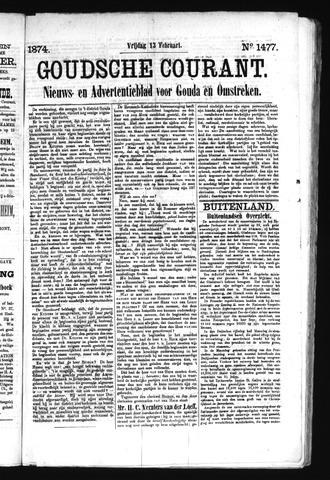 Goudsche Courant 1874-02-13