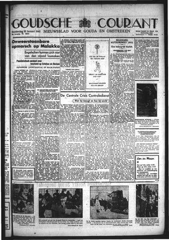 Goudsche Courant 1942-01-15