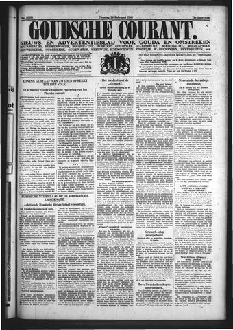 Goudsche Courant 1940-02-20