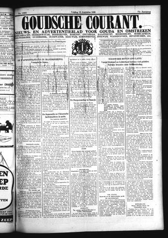 Goudsche Courant 1938-08-12