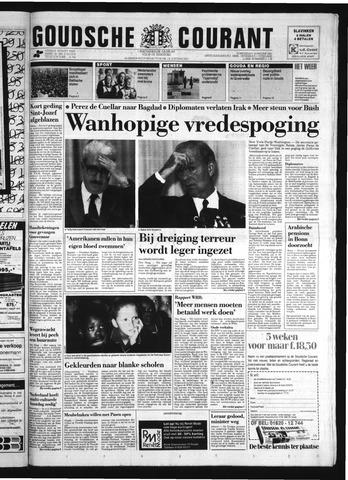 Goudsche Courant 1991-01-10