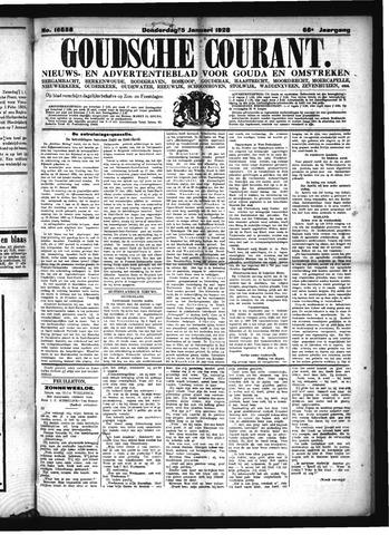Goudsche Courant 1928-01-05