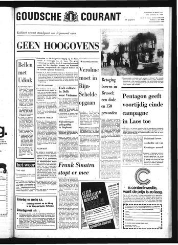 Goudsche Courant 1971-03-24