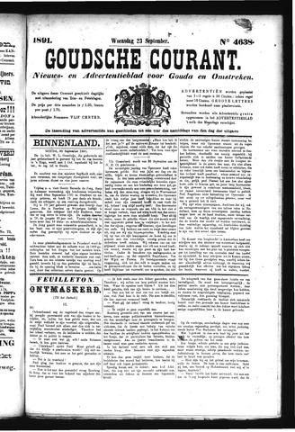 Goudsche Courant 1891-09-23