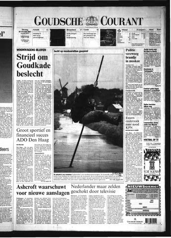 Goudsche Courant 2001-10-30