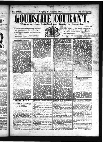 Goudsche Courant 1903-01-09