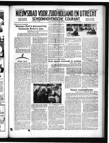 Schoonhovensche Courant 1951-06-15