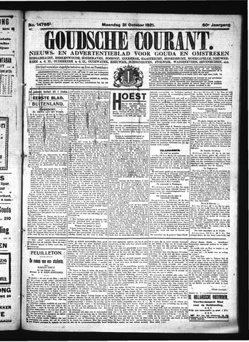 Goudsche Courant 1921-10-31