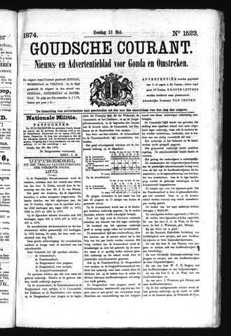 Goudsche Courant 1874-05-31